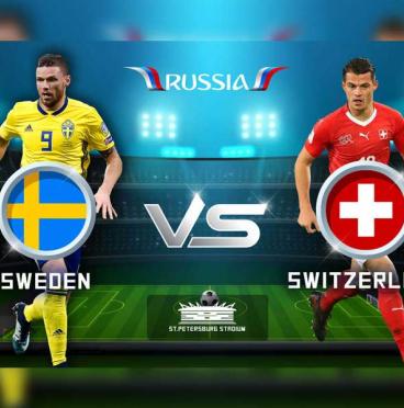 Switzerland vs. Sweden