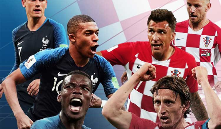 World Cup 2018,Final Preview France vs Croatia