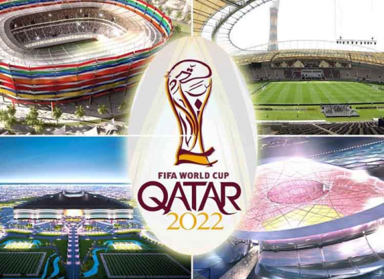 Qatar is gearing up for 2022