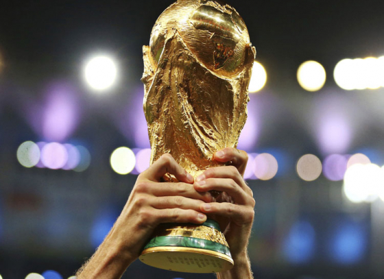 Legacy of the World Cup trophy