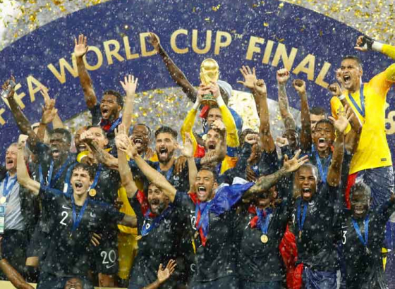 Standout stats from the World Cup 2018 Final