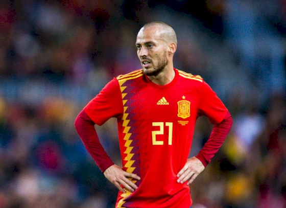 David Silva quits national team