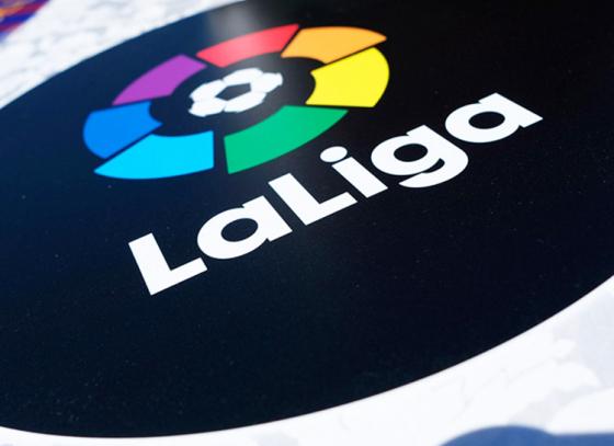 La Liga is off the mark