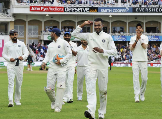 India vs England: 3rd Test (Day 2) Review