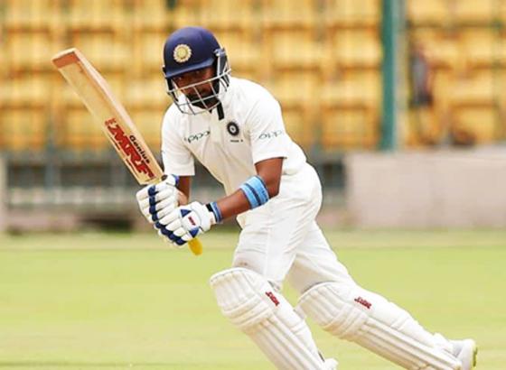 18-year old wonder kid score a ton on Test debut