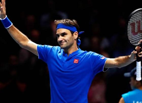 ATP Finals Bid Alive For Federer