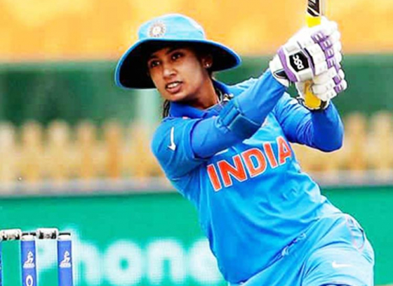 Mitali Raj guides India to Victory against arch rival Pakistan