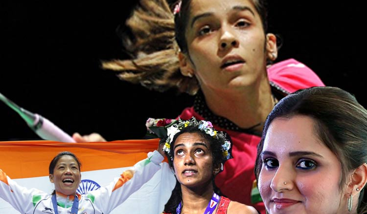 Women Sports suffers in India though enriches the country with Laurel