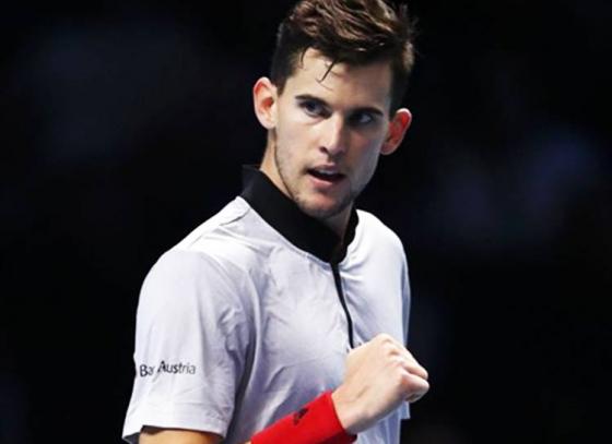 Dominic Thiem Defeats Kei Nishikori 6-1, 6-4