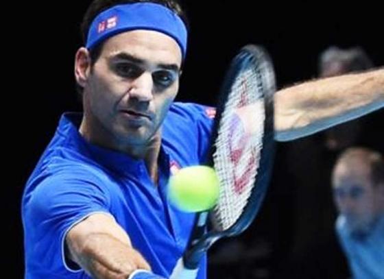 Federer Outplays Kevin Anderson