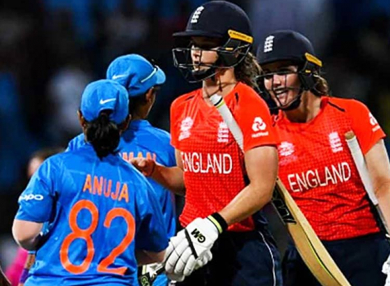 India Loses To England