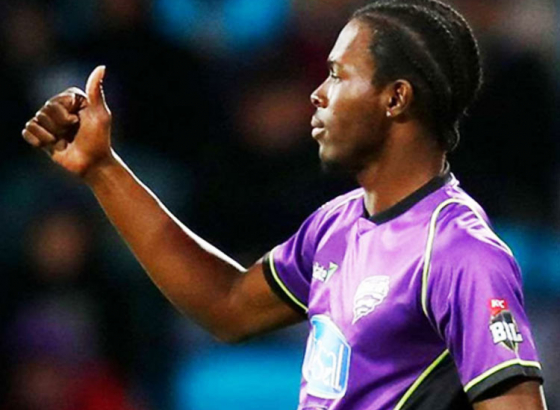 Jofra Archer In England Outfit?