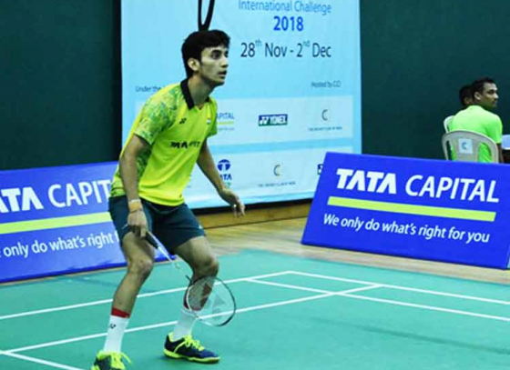 Lakshya, Ashmita Claims Singles Title At Tata Open