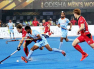 India And Belgium Settles For A Thrilling Draw