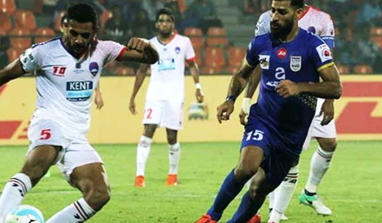 Mumbai City Wins 4-2