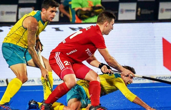Australia Routs England 3-0