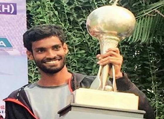 Siddharth wins Gondwana Cup