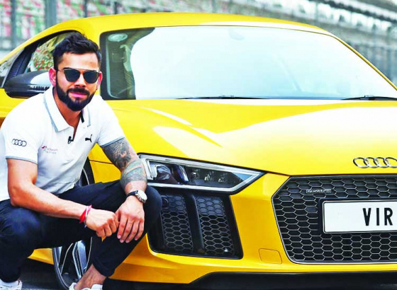 Virat Kohli becomes the richest sportsperson