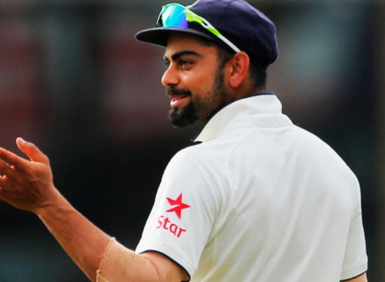 Virat Kohli maintaitop-spot in the ICC Test Rankings