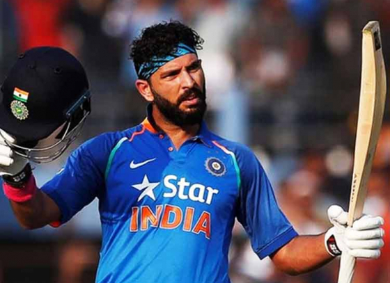 Social Media shows how much Yuvraj Singh is still loved