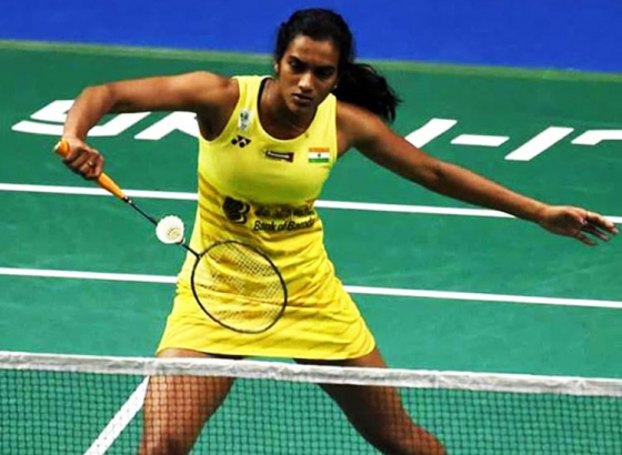 PV Sindhu Makes It To The Finals