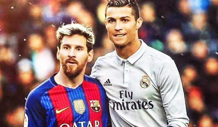 Lionel Messi has the perfect response to Cristiano Ronaldo's challenge