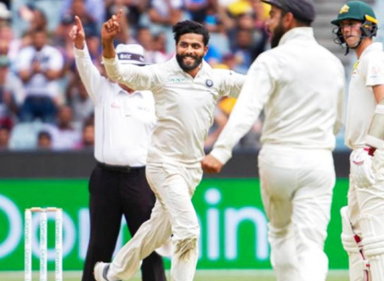 India well on top in the 4th Test