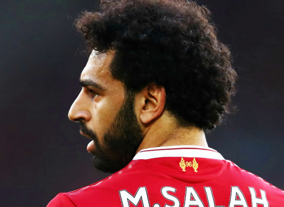 Mohammed Salah declared Africa's best player