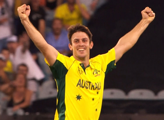 Mitchell Marsh dropped  from ODI series