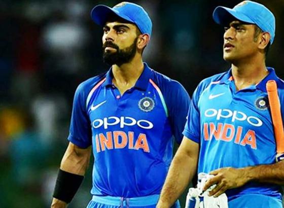 Virat Kohli, MS Dhoni star as India Beat Australia to level series 1-1