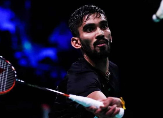Shuttler Kidambi Srikanth signs 35 crore deal with official apparel sponsor