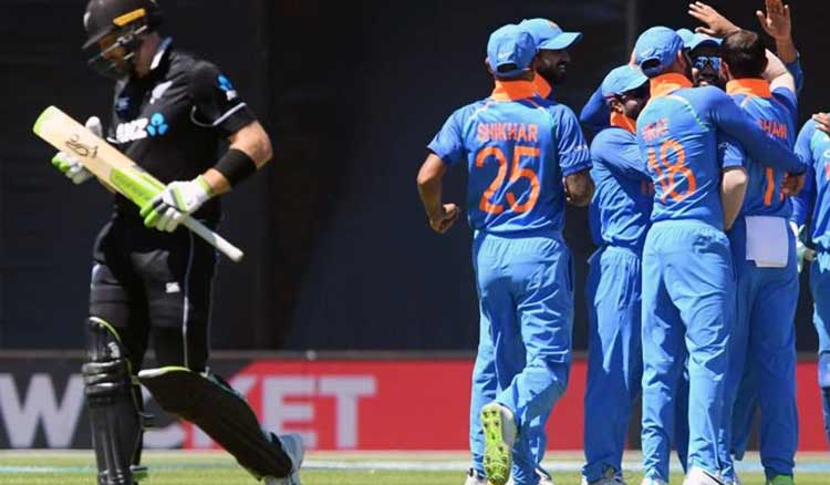 India Takes Unassailable 3-0 Lead
