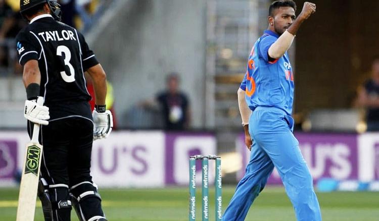 India beats New Zealand