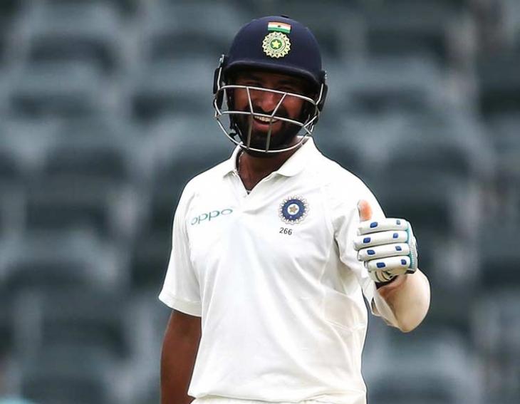 Pujara Scores Maiden T20 Ton!