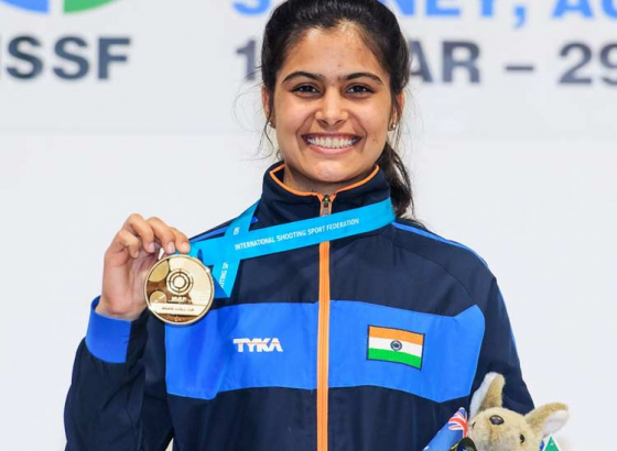 Targeting Olympic Quotas At ISSF World Cup