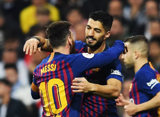 Barcelona beat Real Madrid to reach Copa del Rey finals