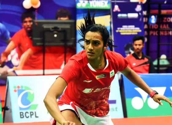 Sindhu And Sameer Bows Out Of All England Championships