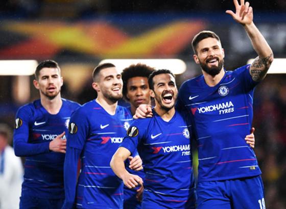 Chelsea Registers 3-0 Win Over Dynamo Kiev