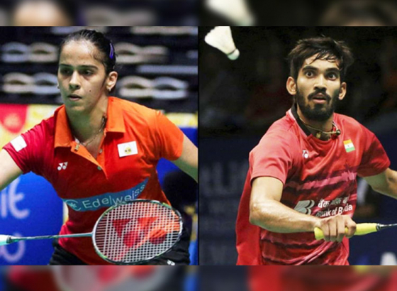 Saina And Srikanth Ousted From All England Open