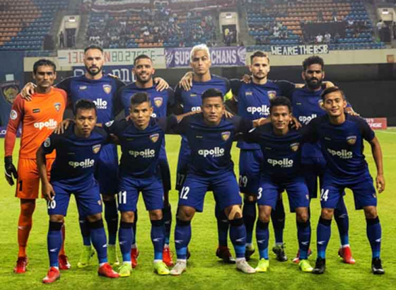 Chennaiyin FC Make the Group Stages of 2019 AFC Cup