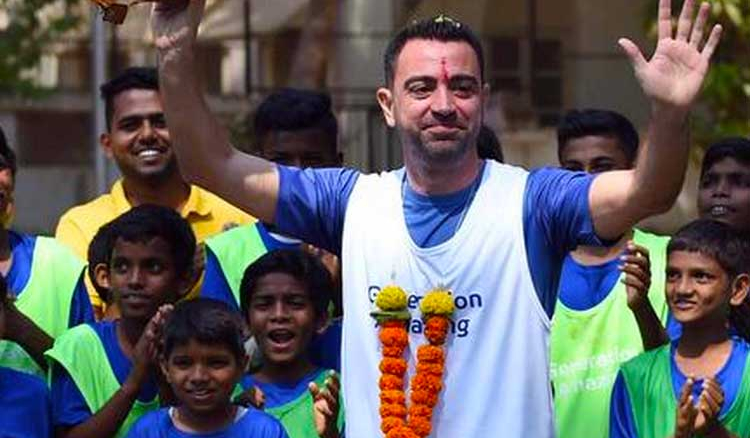 Xavi Says 32 Teams Is Suitable For World Cup