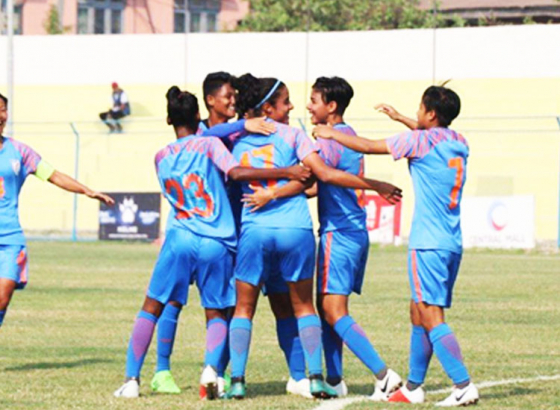 Fifth Straight SAFF Women's Championship Victory For India