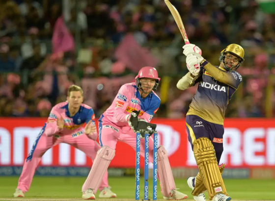 IPL 2019 – Match 21: KKR Defeats RR, Making it to the Table Top