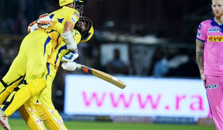 IPL 2019 – Match 25: Last Ball Victory for CSK