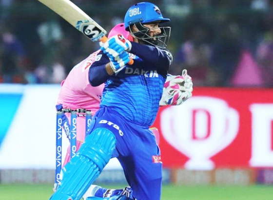 IPL 2019 – Match 40: Rishab Pant gets DC Over the Victory Line