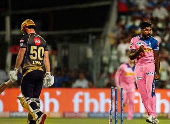 IPL 2019 – Match 42 Rajasthan Rising Over the Knights