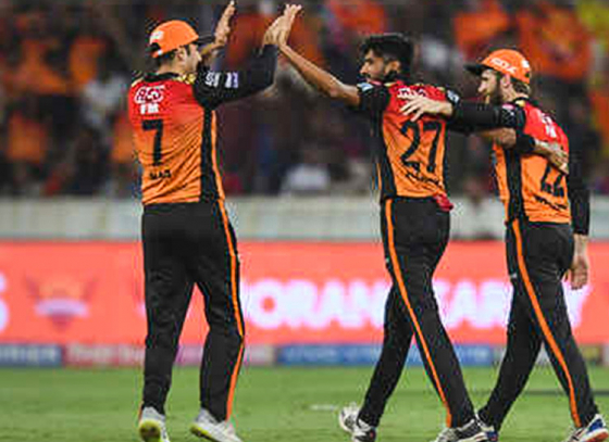 IPL 2019 - Match 48 Rashid Khan and David Warner gets SRH to no.4 spot