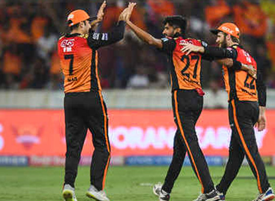 IPL 2019 - Match 48 Rashid Khan and David Warner gets SRH to no.4 spot
