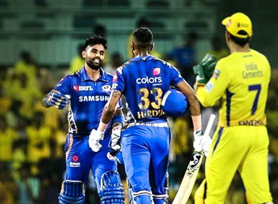 IPL 2019 - Qualifier 1 Mumbai Marching Gracefully to the Finals