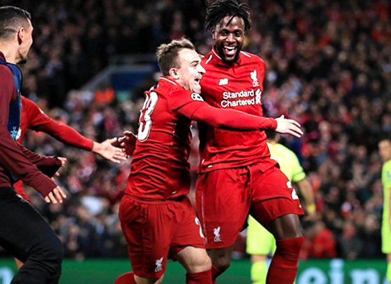 Liverpool's Sensational Comeback Stuns Barcelona at the Semi's